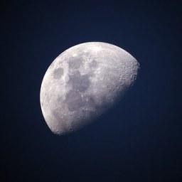La Luna nei segni di Terra