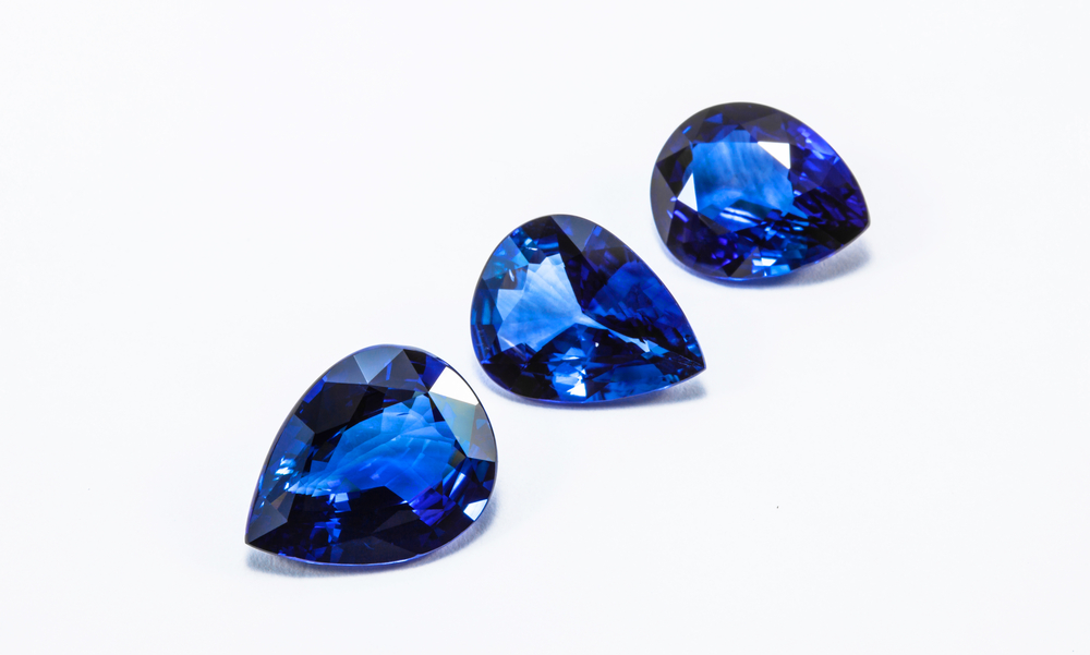 group-of-the-blue-sapphires-on-white-background-342804014