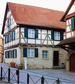 250px-Geburtshaus_Friedrich_Schiller_in_Marbach